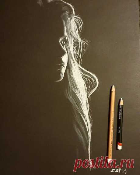 Художник пишет потрясающие портреты женщин (19фото) » Картины, художники, фотографы на Nevsepic
