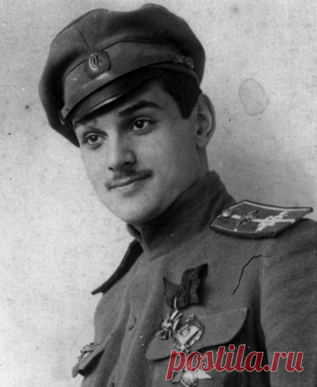 Maresyev of World War I. It is necessary to know the heroes.