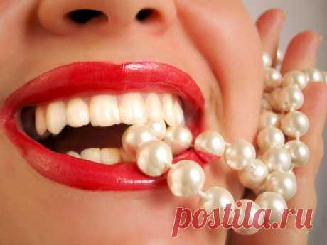 Безопасные способы отбеливания зубов в домашних условиях / Все для женщины