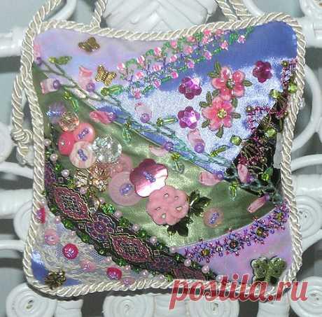 Красивое лоскутное шитье – для дома | Рукоделие