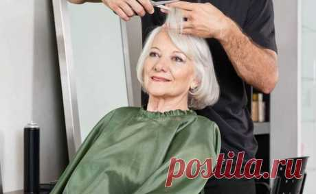 Самые короткие и удобные стрижки для женщин после 50 лет на фото без укладки
