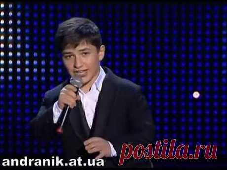 ▶ Андраник Алексанян Ханука 2012 Санкт-Петербург - YouTube