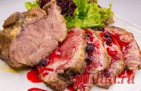 ТОП-7 Рецептов запеченного мяса Любителям вкусного мяска на заметку.