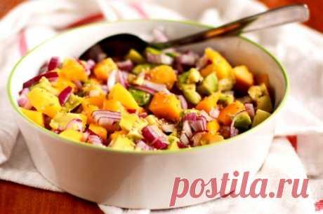 Рецепты салатов: 4 вкусных и полезных салата на выходные
