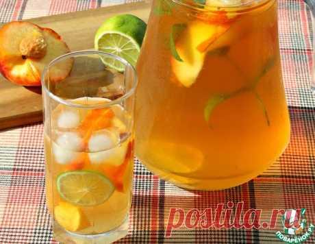 Холодный коричный чай – кулинарный рецепт