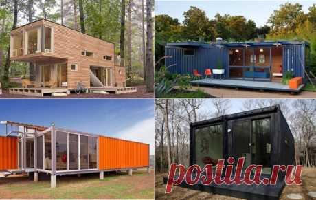 De 7 casas accesibles confortables, el coste hasta 2000$
