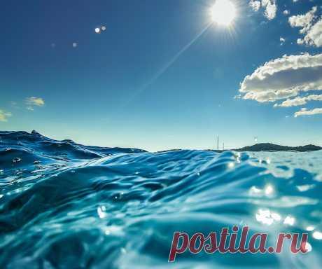 Величественная красота морских пейзажей
