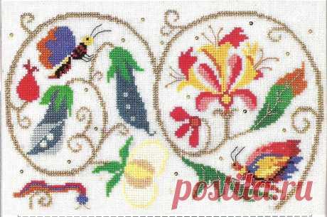 Любите вышивать цветы? Подборка схем для вышивки крестои различных цветов Подборка схем для вышивки крестом с цветами и цветочными мотивами И еще схемы: обзор по материааламиз интернета
