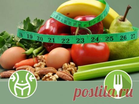 🍏Похудеть без диет: список полезных продуктов для повседневного рациона | Школа Снижения Веса | Яндекс Дзен