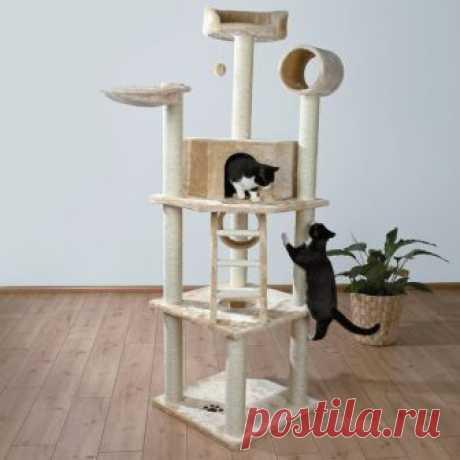 Интерьеры для котолюбов | Мой дом