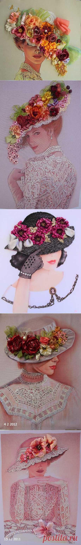 Embroidery tapes. Talents for Lira - Delizia Italia.