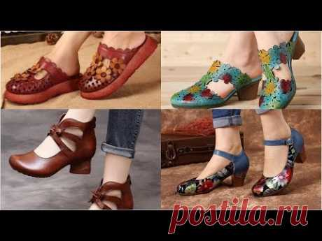 Latest stylish formal shoes sandals designs for ladies
