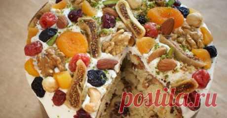 Невероятно вкусный пасхальный кулич для тех, кто на диете — I Love Hobby — Лучшие мастер-классы со всего мира!