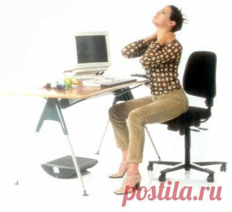 Сидячий образ жизни опасен для здоровья и жизни