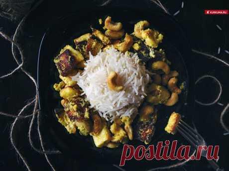 Панир с кешью в сметане — Вегетарианские рецепты