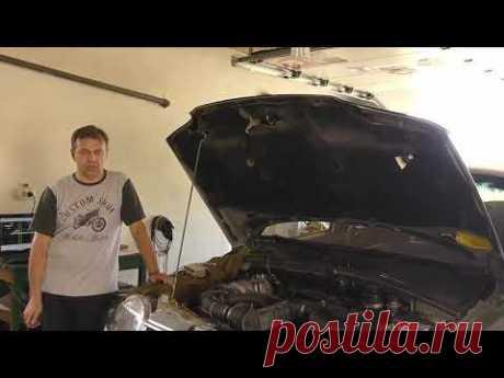 """ДЕТОНАЦИЯ . Как """"автомеханики"""" Ниву Шевроле ремонтировали. Chevrolet Niva ."""