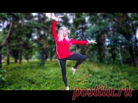 Цигун для начинающих. Упражнения для пробуждения энергии Ци. Танцы здоровья, красоты и долголетия