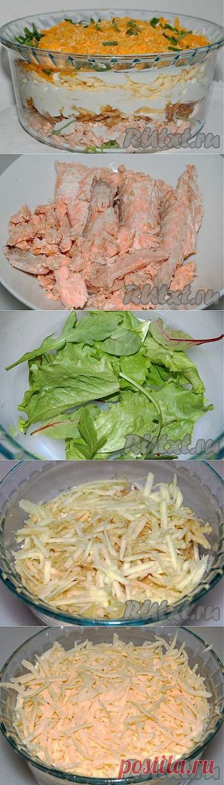 Рецепт салата министерского (рецепт с фото)   RUtxt.ru
