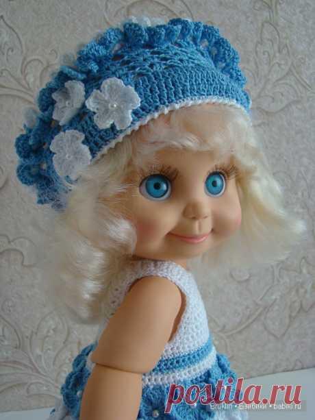 А я всё вяжу, вяжу ... наряды для кукол Gallob Baby Face / Одежда и обувь для кукол своими руками / Бэйбики. Куклы фото. Одежда для кукол