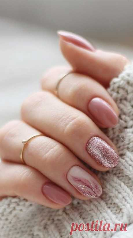 La idea de la manicura