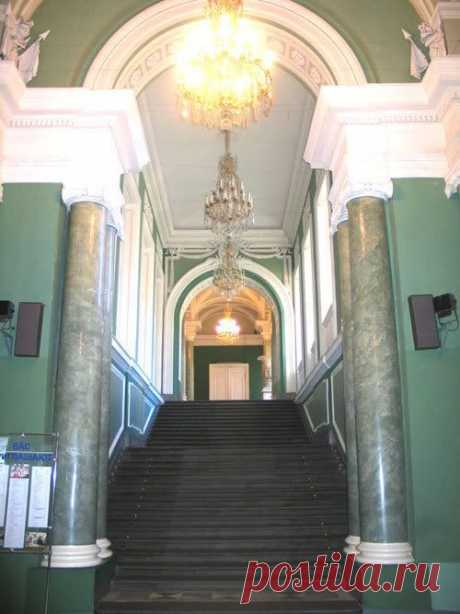 Anichkov Palace The parade staircase throught the times: | ROYAL PALACES:RUSSIA