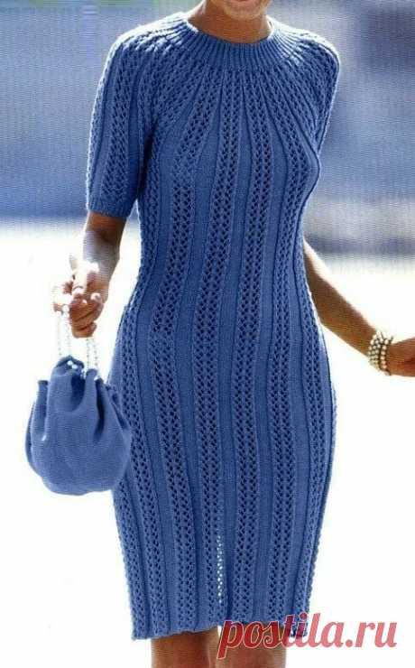 3 красивых летних платья, связанных своими руками (с описанием) | Идеи рукоделия | Яндекс Дзен