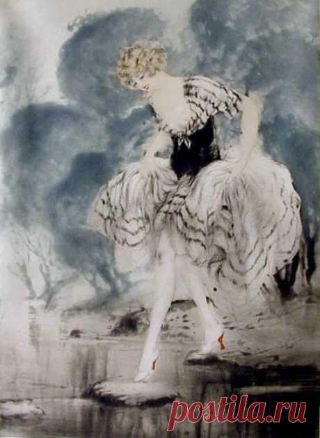 История искусства: Луи Икарт