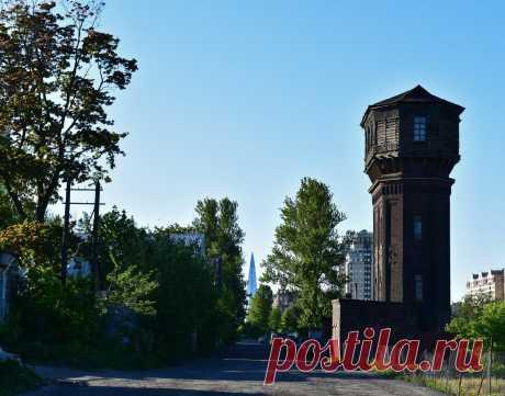 Исторический район Санкт-Петербурга: Галерная гавань | Индустриальный турист | Яндекс Дзен