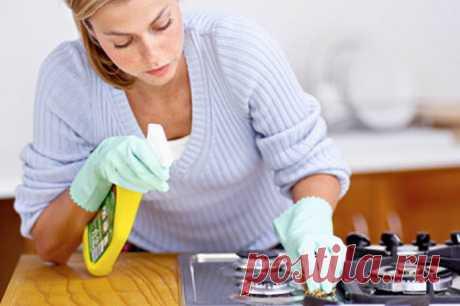 Узнав, зачем хозяйка накрыла плиту влажными полотенцами, ты побежишь на кухню, чтобы сделать так же...