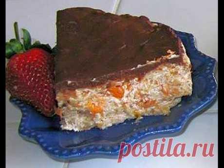 Торт из мацы     Matzo cake