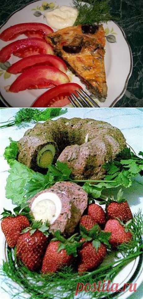 Готовим в аэрогриле (рецепты) : Вторые блюда