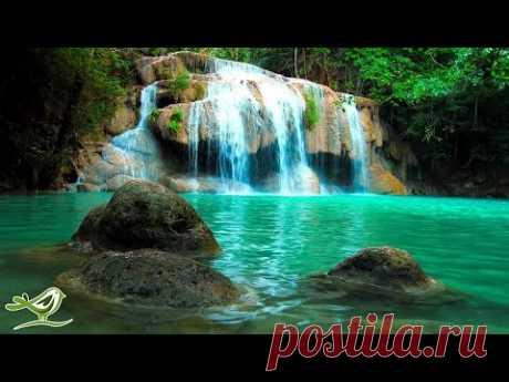 Расслабляющая Дзэн Музыка со Звуками Воды • Спокойная Атмосфера для Спа, Йоги и Релаксации