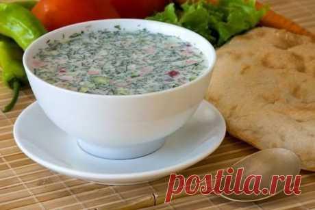 Холодные летние супы: топ 5 рецептов — Мой милый дом