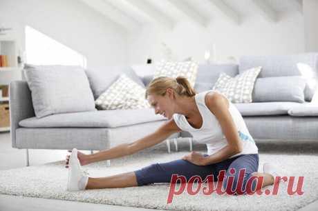 10 упражнений для крепкой спины в домашних условиях