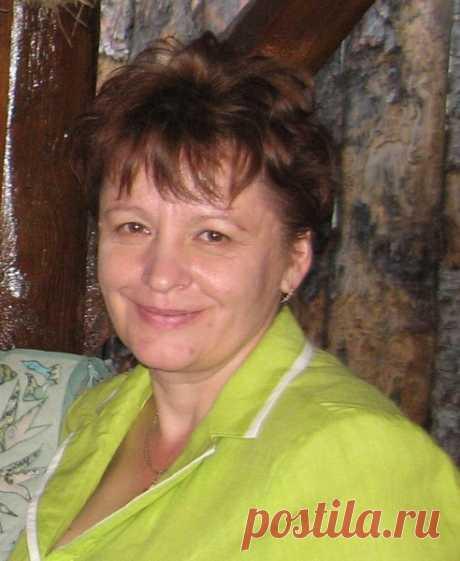 людмила Лямзина
