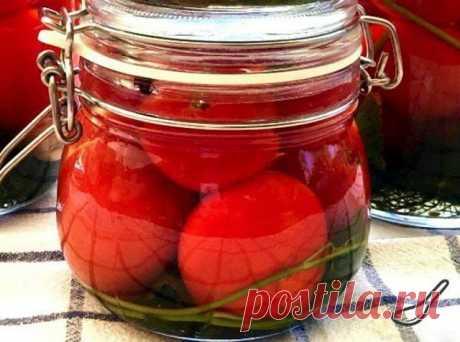 Консервирование помидоров – рецепты вкусных заготовок на зиму | Статьи (Огород.ru)