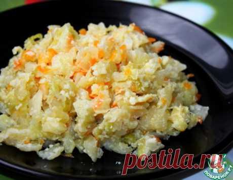 Капуста по-орловски – кулинарный рецепт
