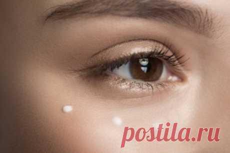 10 золотых правил ежедневного ухода за кожей вокруг глаз
