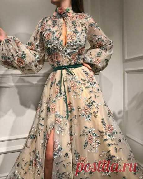 Шикарные вечерние платья / Все для женщины
