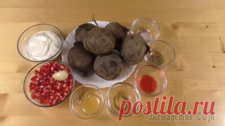 Три бюджетных салата готовлю из простых овощей