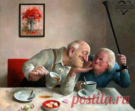 """Хочу жить с таким мужчиной, чтоб через 50 лет он посмотрел на меня и сказал: """"Боже, я люблю эту бабку!"""""""