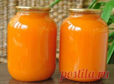 Тыквенный сок с апельсином - Простые рецепты Овкусе.ру
