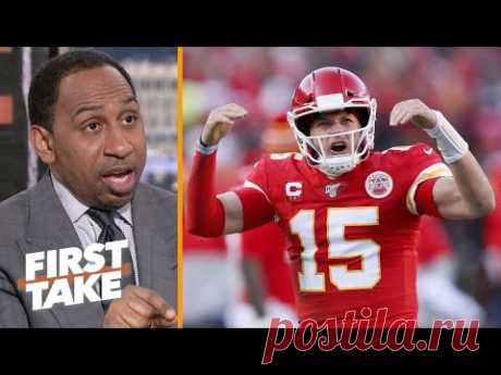 Stephen A. on Chiefs-Bills: 'I am feeling a huge upset here'
