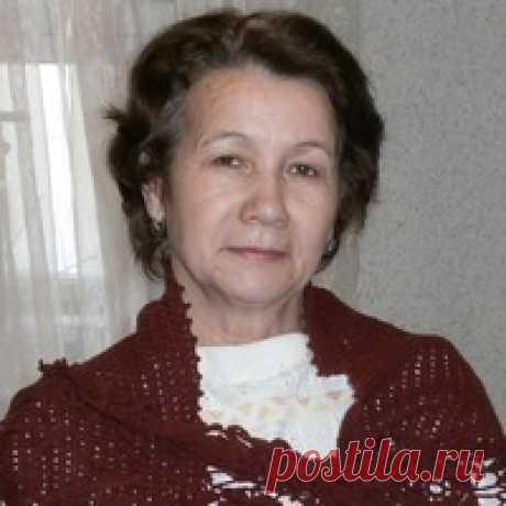 Роза Халикова-Ахметшина