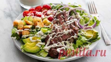 Салат из авокадо, черри и жареного говяжьего стейка рецепт с фото пошагово Салат из авокадо, черри и жареного говяжьего стейка - пошаговый кулинарный рецепт приготовления с фото, шаг за шагом.