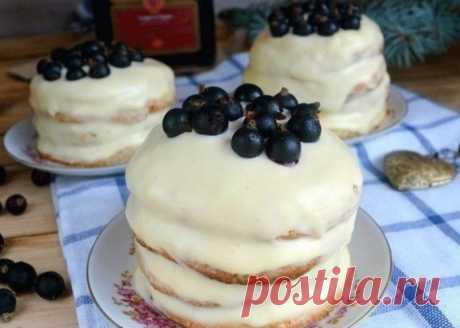 Пирожное «Амаретто» — Райская вкуснятина для моей семьи
