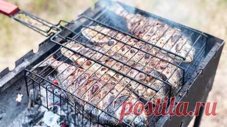 Как вкусно приготовить сибас и дорадо дома и на природе