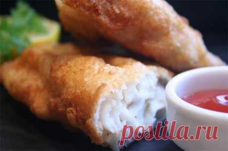 9 простых рецептов кляра для рыбы
