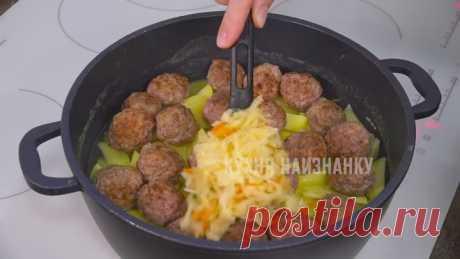 Как сделать тушеную картошку в два раза вкуснее! 5 рецептов! Картошка с мясом