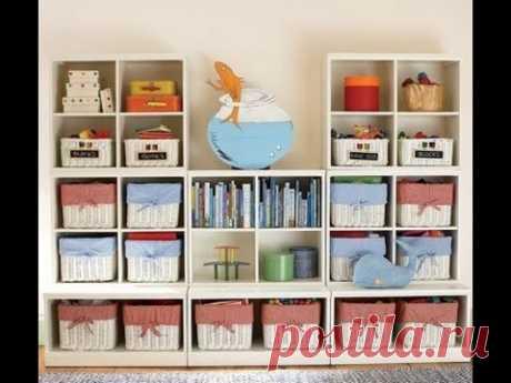 Организация и хранение вещей дома / взрослые вещи, детские вещи, обувь / Home Organizing